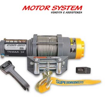 Verricello Can-Am Terra 35 di Superwinch