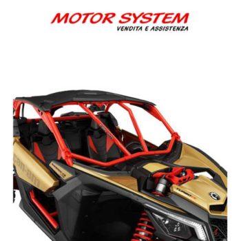 Barra antintrusione anteriore Can Am Maverick X3