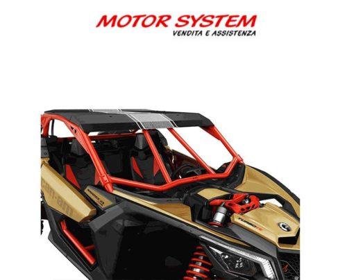 Barra antintrusione anteriore Lonestar Racing Can Am Maverick X3