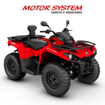 Quad ATV Can am Outlander 450 - 2018