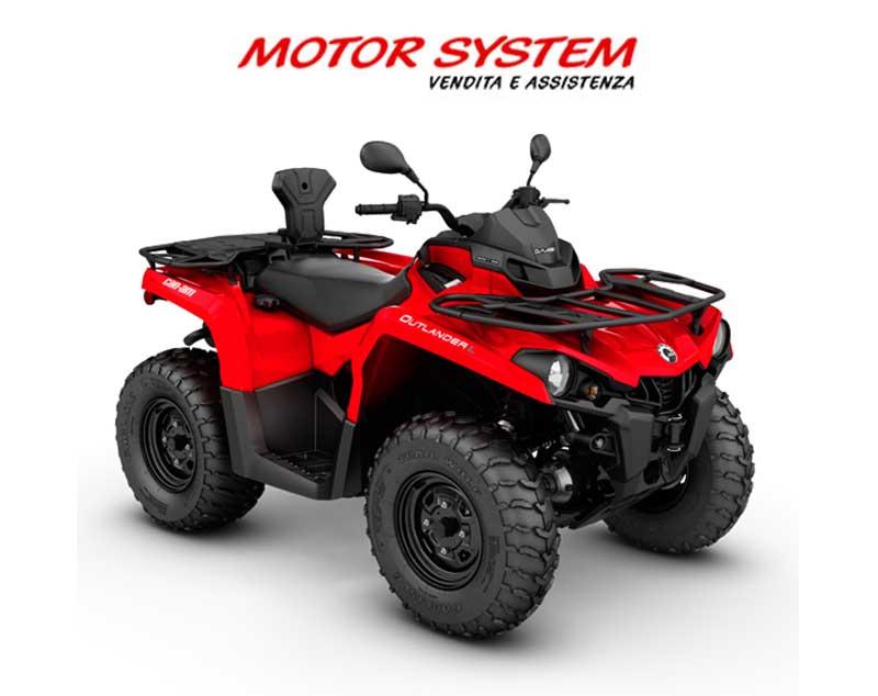 Quad ATV Can am Outlander 450 - 2018