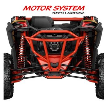 Paraurti posteriore Lonestar Racing Can Am Maverick X3