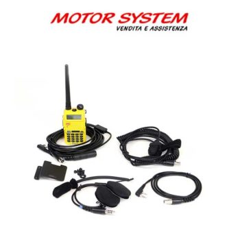 Sistema interveicolare Rugged Radios per quad Can Am
