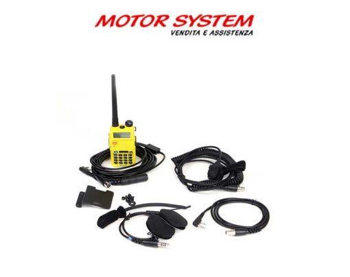 Sistema interveicolare Rugged Radios per quad Can Am