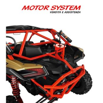 Supporto ruota di scorta Lonestar Racing Can Am Maverick X3