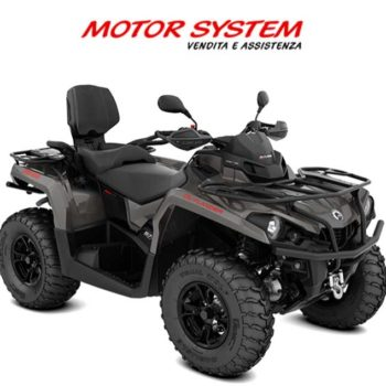 Can Am Outlander MAX XT 570 - 2018