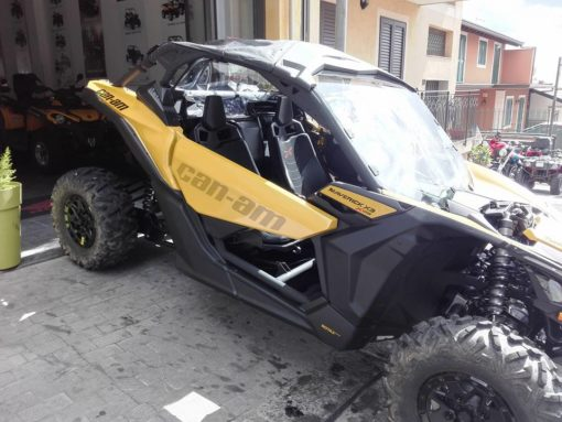 maverick x3 ds turbo can am foto laterale