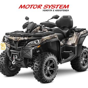 Quad CF Moto 850XC Passo lungo - Full optional EPS