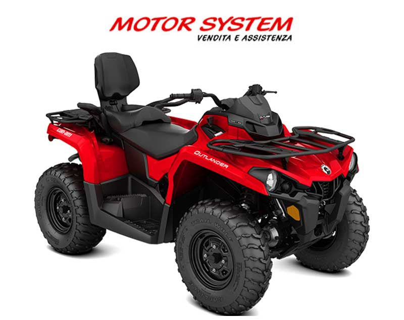 Quad Can Am Outlander MAX 450 - 2018