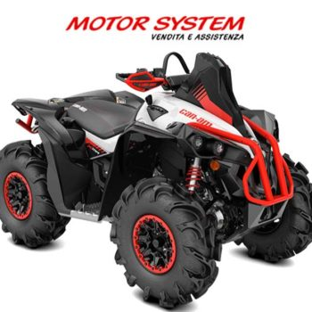Quad ATV Can Am Renegade X mr 570 - 2018