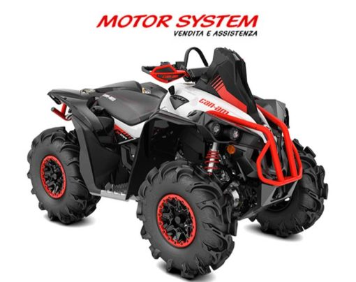 Quad ATV Can Am Renegade X mr 570 - 2018