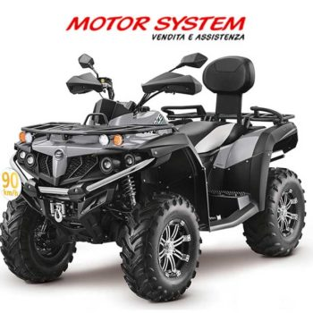 Quad CF Moto 550 EFI 4x4 Full Optional EPS