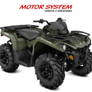 Can Am Outlander 450/570 - 2019