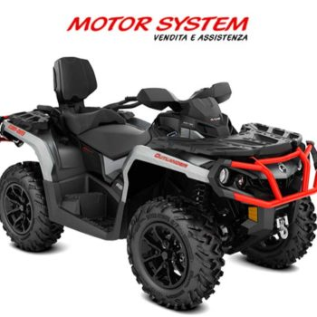 Quad Can Am Outlander MAX XT 650 - 2018