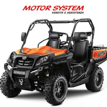 Quad UForce 550 EFI 4x4 SSV - EPS