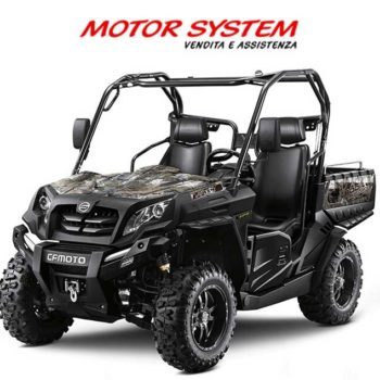 Quad UForce 800 EFI 4x4 SSV - EPS