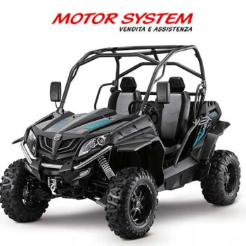 Quad ZForce 550 EX EFI 4x4 SSV Sporty - EPS