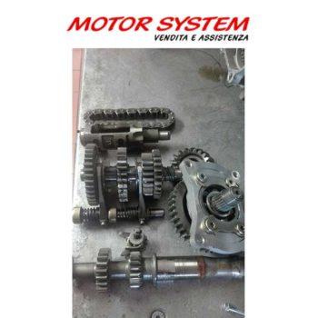 Cambio completo quad CF Moto - WT Motors