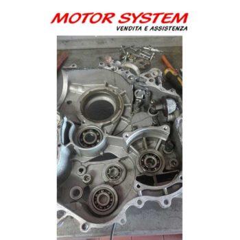 Coppia Carter motore quad CF Moto - WT Motors