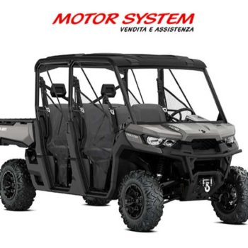 Can Am Traxter MAX HD10 XT - 2018