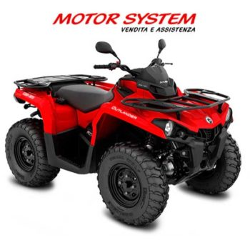 Can Am Outlander 450 - 2020