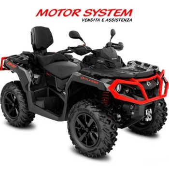 Can Am Outlander MAX XT 650 - 2019