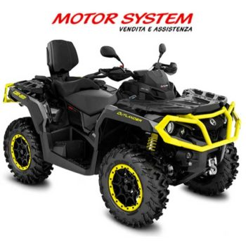 Can Am Outlander MAX XT-P 650/1000 - 2020