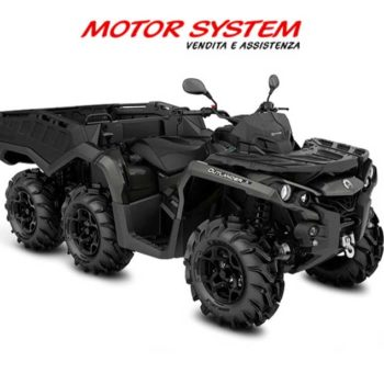 Can Am Outlander 6x6 PRO Sidewall 1000 - 2019
