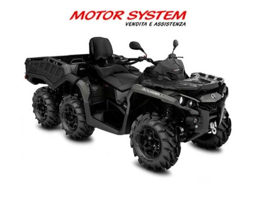 Can Am Outlander MAX 6x6 PRO Sidewall 1000 - 2019