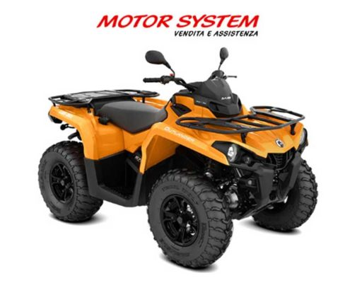 Can Am Outlander DPS 450/570 - 2019