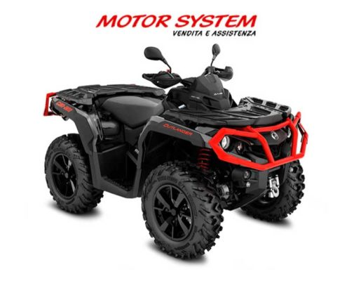 Can Am Outlander XT 650 - 2019