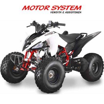 Mini-quad-LEM-Kondor-125cc-bianco
