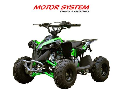 Miniquad LEM Ares 110cc